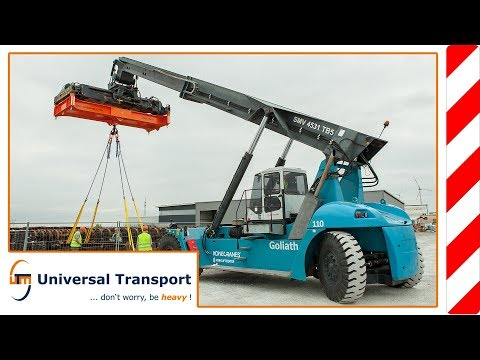 """Universal Transport - A new """"colleague"""" in Paderborn"""