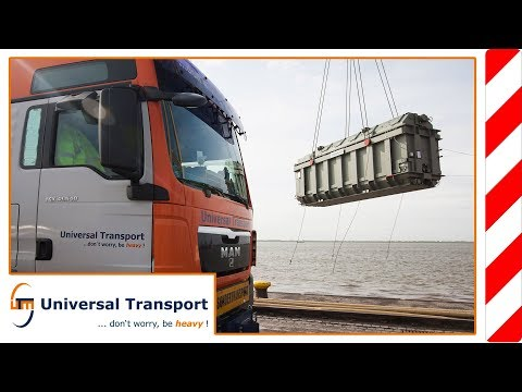 Universal Transport - 400 tons total weight