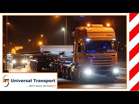 Universal Transport - New bridges for Berlin